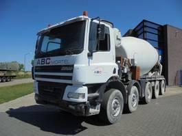 concrete mixer truck Ginaf X5250TS Mixer / 10x4  / Manual / Euro 3 2001
