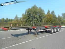 container chassis semi trailer Groenewegen 40.05CC-12-24 1993