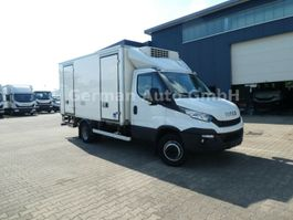 refrigerated closed box lcv Iveco Daily 60C15  Tiefkühlkoffer Euro5