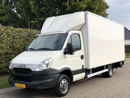 closed box lcv < 7.5 t Iveco Daily DAILY 50C15 Bakwagen + laadklep trekhaak 3500kg! 2014