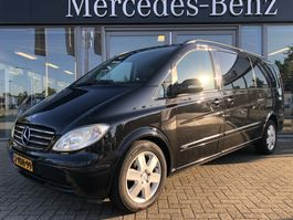closed lcv Mercedes Benz Viano 3.0 CDI 204 PK V6 XL Dubbel Cabine GB MARGE EUR 4 | Automaat, Luch... 2009