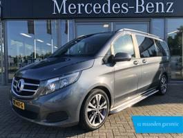 closed lcv Mercedes Benz V-Klasse V-klasse 250d BlueTEC 191 PK L2 Dubbele Cabine GB EUR 6 | Automaat, Navi... 2014