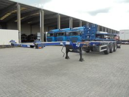 container chassis semi trailer Nooteboom FT-43-03V 2005