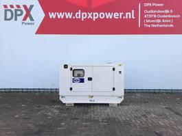 Generator FG Wilson P65-5 - 65 kVA Generator - DPX-16006 2021