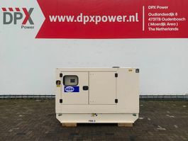 Generator FG Wilson P88-3 - 88 kVA Generator - DPX-16007 2021