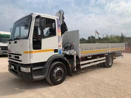 platform truck Iveco Eurocargo 130E18 1994