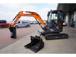other construction machine Doosan DX-35Z Minigraver DEMO!! 19 uur 2018