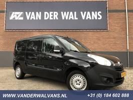 closed lcv Opel Combo 1.3 CDTi L2H1 Airco, navigatie, cruisecontrol, parkeersensoren 2015