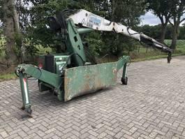 naczepa niskopodwoziowa Kennis Kraan R 14,000 3x hydro uitschuifbaar
