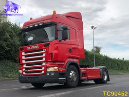 cab over engine Scania R 480 RETARDER 2008