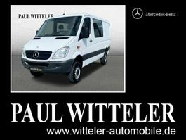 closed lcv Mercedes Benz Sprinter 316 CDI 4x4 Kasten Mixto,Radio,Airbag 2012