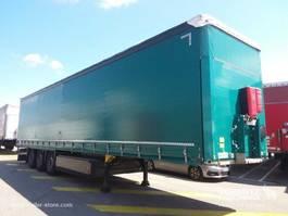 sliding curtain semi trailer Schmitz Cargobull Schuifzeil Coil 2015