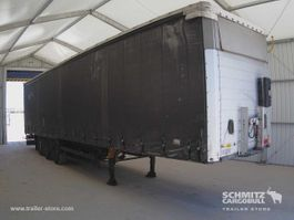 sliding curtain semi trailer Schmitz Cargobull Schuifzeil Standard 2005