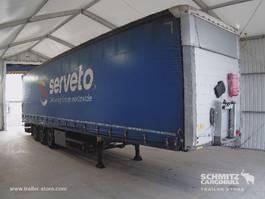 sliding curtain semi trailer Schmitz Cargobull Schuifzeil Varios 2014