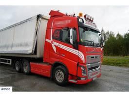 cab over engine Volvo FH600 w / hydraulics 2013