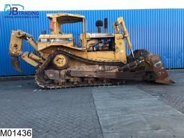 гусеничный бульдозер Caterpillar D8R Crawler tractor, Dozer, 245 KW, Bucket 3.80 mtr 2002