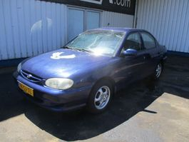 sedan car Kia Sephia 1.5 2000