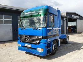 cab over engine Mercedes Benz ACTROS 1835 4X2 tractor unit 2002
