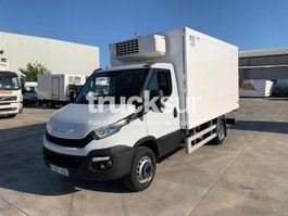 refrigerated truck Iveco 70 C17 2014