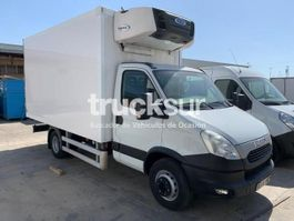 refrigerated truck Iveco 70 C15 2014