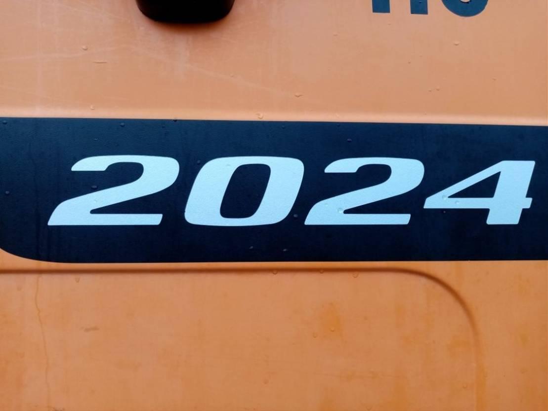 Container-LKW Mercedes-Benz SK 2024 4x4 met HIAB Kraan en KABELSYSTEEM 1996