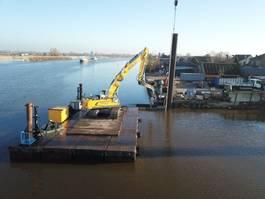 Rettungsboot Uniflote pontons