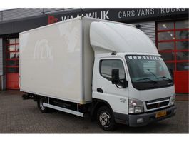 closed box truck > 7.5 t Mitsubishi Canter Webasto 3.011 d'Hollandia 2006