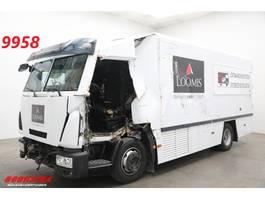 armored money transport truck Iveco Eurocargo TECNOVE Security Panzer Geldtransport Laadklep 2018