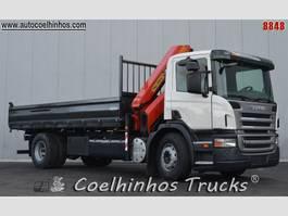 tipper truck > 7.5 t Scania P 280 2010