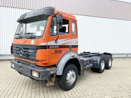 chassis cab truck Mercedes-Benz SK 25/2644 K 6x4 SK 25/2644 K 6x4 Chassis Truck 1995