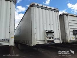 sliding curtain semi trailer Krone Schuifzeil Standaard 2010