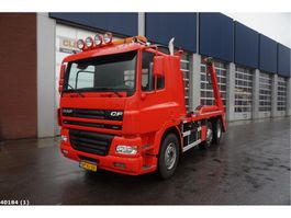 container truck DAF FAG 85 CF 430 2004