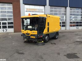 Road sweeper truck Ravo 560 2008