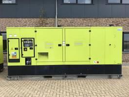 Generator Gesan DTR 500 kVA Supersilent DTR 500 kVA MTU Leroy Somer 500 Supersilent generatorset 2011