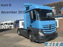 cab over engine Mercedes-Benz Actros 1843LS Euro 6 Streamspace 2013