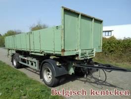swap body trailer Renders 2 As Vrachtwagen Aanhangwagen Open i.c.m. Renders Wissellaadbak Renova 2000
