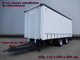 sliding curtain trailer GS Meppel 2 As Wipkar Schuifzeil, WZ-LG-32 2007