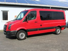 taxi bus Volkswagen Crafter 2.5TDI L2H1 9-Sitzer AHK