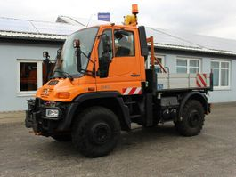 drop side truck Unimog U400 Bj. 2004 193tkm! HU NEU