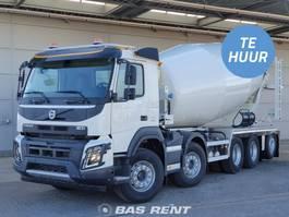 Betonmischer-LKW Volvo FMX 10X4   Geschikt voor huur en lease