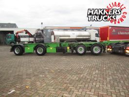 container chassis semi trailer Broshuis 2 Connect 2007