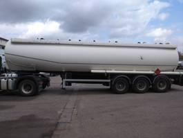 Tankauflieger Auflieger Trailor Fuel Tank, 37-7,  Aluminium, ADR till 01/2021 2003