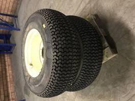 tyres equipment part Goodyear Set luchtbanden 16.9-24 met velg