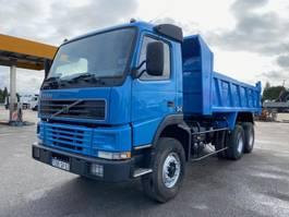 tipper truck > 7.5 t Volvo FM12 1999