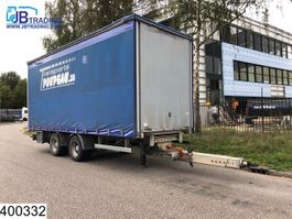sliding curtain trailer Samro Middenas Disc brakes 2005