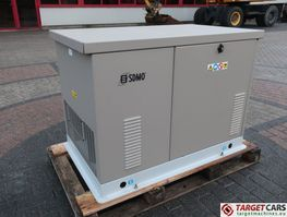 standard power unit SDMO RES13EC 11.6KVA GAS / LPG GENERATOR 230V NEW UNUSED 2014