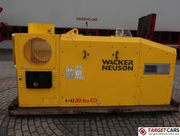 other construction machine WACKER NEUSON HI260 Wacker Neuson HI260 Diesel Air Heater 242kW 380V New Unused 2014