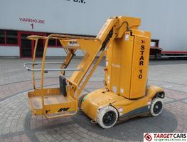 articulated boom lift wheeled Haulotte Star 10 Electric Vertical Mast Work Lift 1000cm 2006