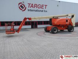 articulated boom lift wheeled JLG 800AJ Articulated 4x4 Diesel Boom Work Lift 2638cm 2006