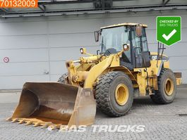 wheel loader Caterpillar 950G German dealer machine - 80% tyres 2004
